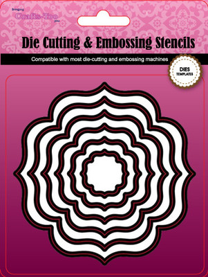 Crafts Too Cutting & Embossing Frame 6 Set CT22815