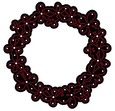 Crafts Too - Flower Garland CTDI7017